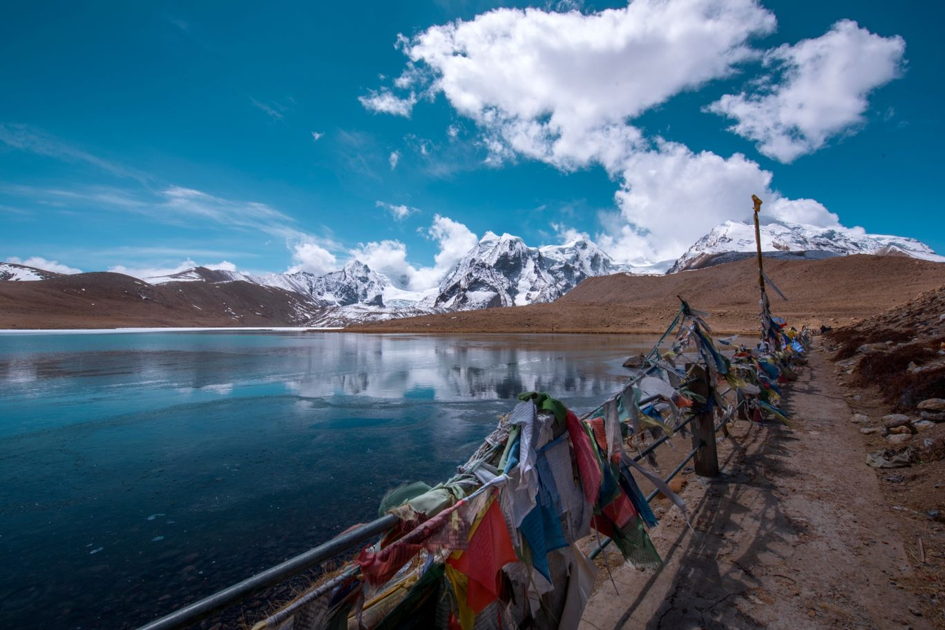 Photo of Gurudongmar Lake By Meraki Vision