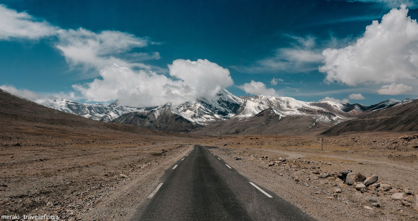 Photo of Chungthang - Lachung Road By MerakiTrails