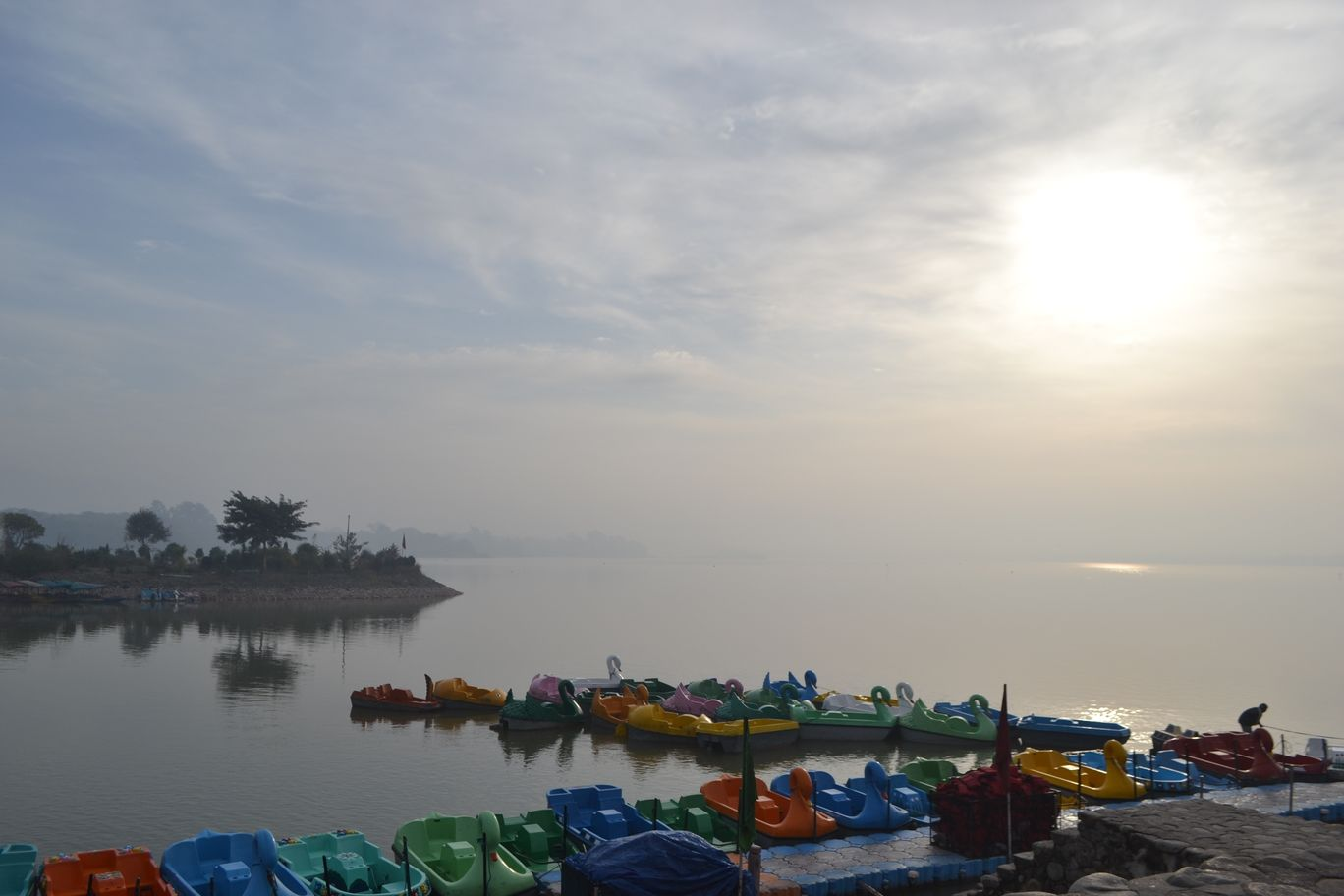Photo of Sukhna Lake By Arzoo Bansal