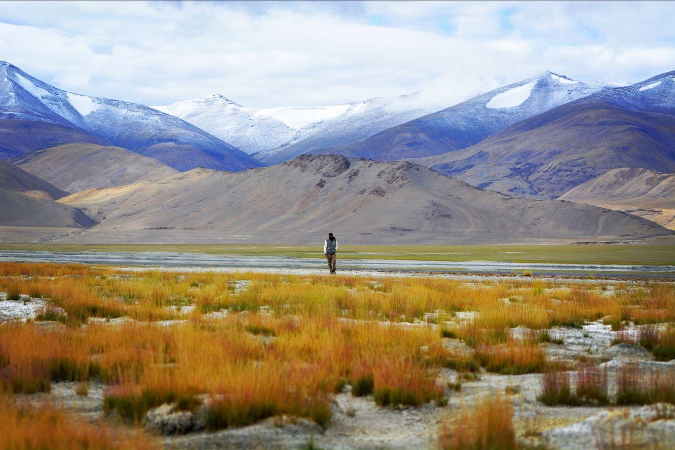 Photo of Ladakh Range By Harshavardhan Jamkhandi