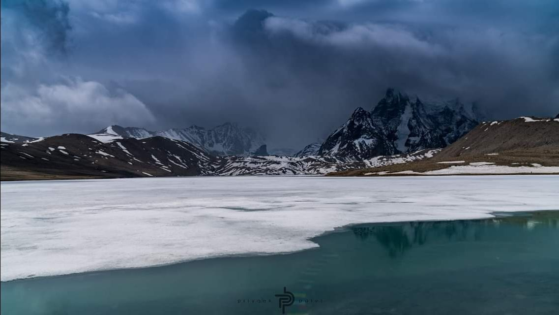 Photo of Gurudongmar Lake By Priyank