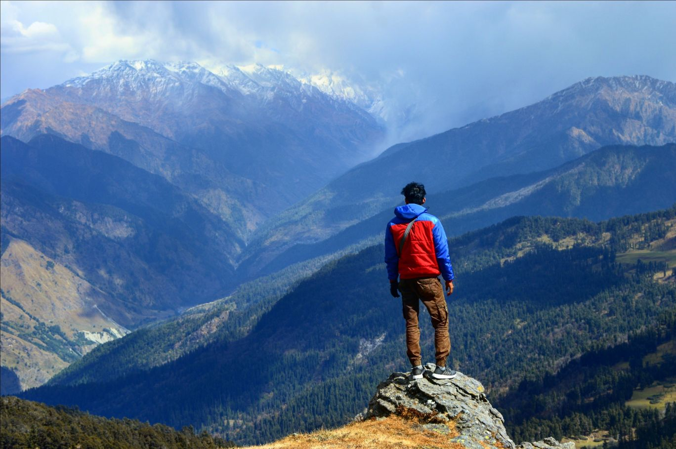 Photo of Kedarkantha Trek By Bhanu Mehta