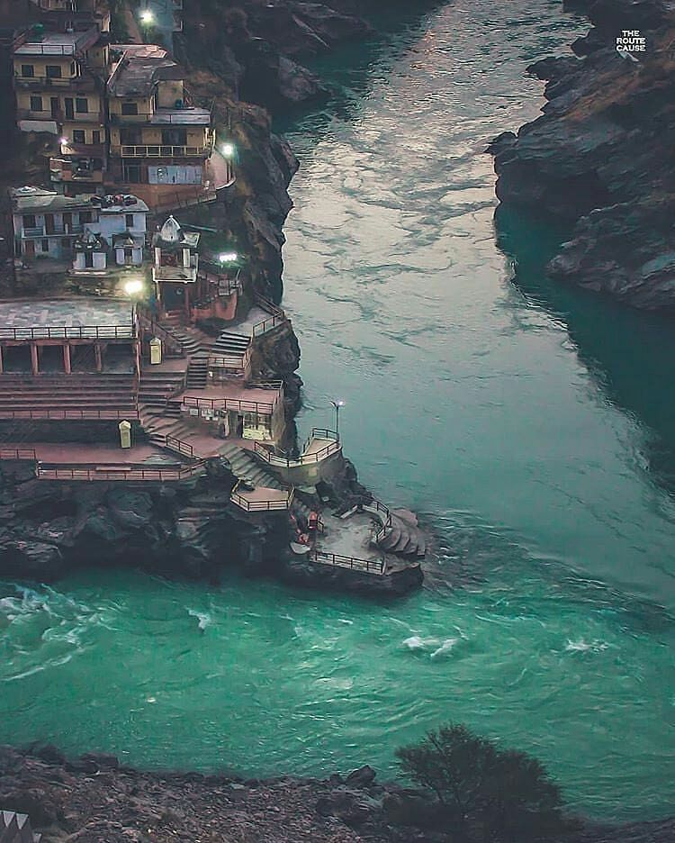 Photo of Devprayag By Nikhil Chahal