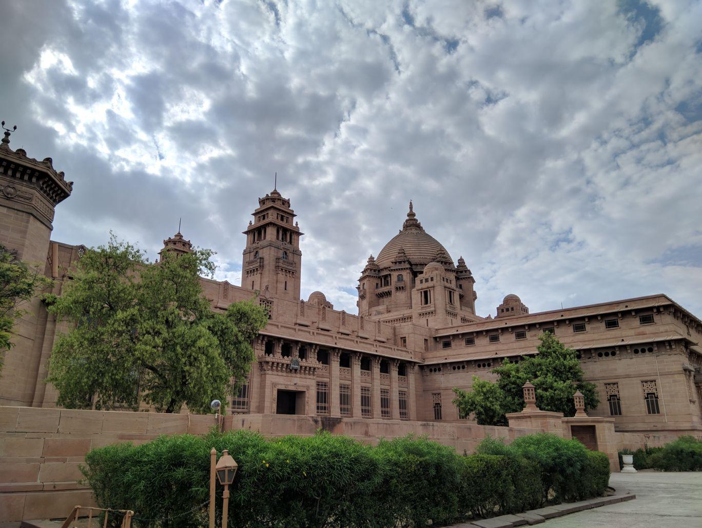 Photo of Umaid Bhawan Palace By LoneTraveller