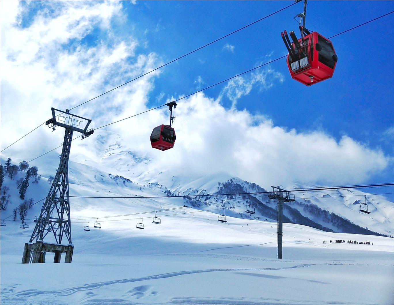 Photo of Gulmarg By Barath Sekar