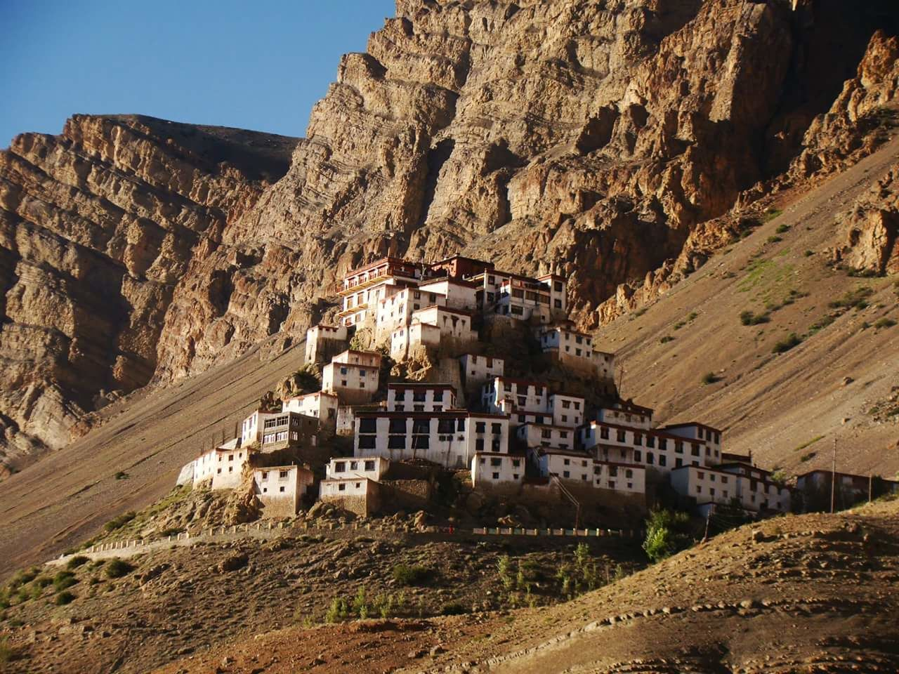 Photo of Key Gompa By Ishan Mohan