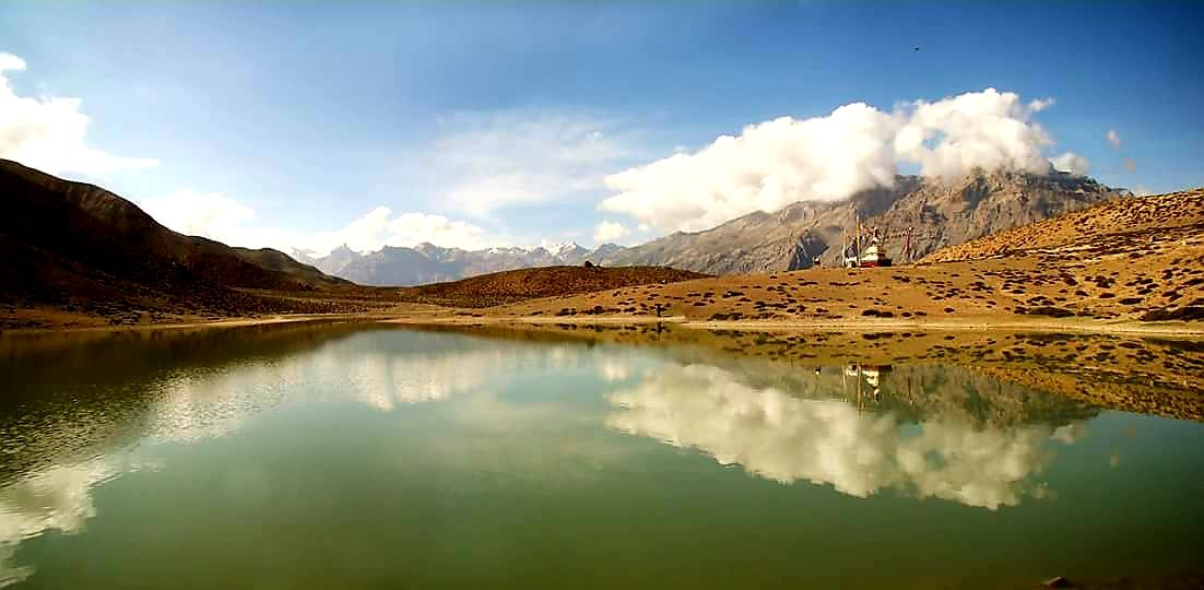 Photo of Dhankar Lake By Ishan Mohan