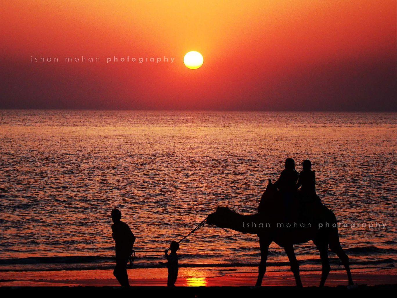 Photo of Mandvi Beach By Ishan Mohan