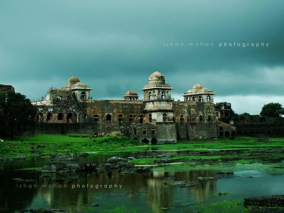 Photo of Jal Mahal By Ishan Mohan