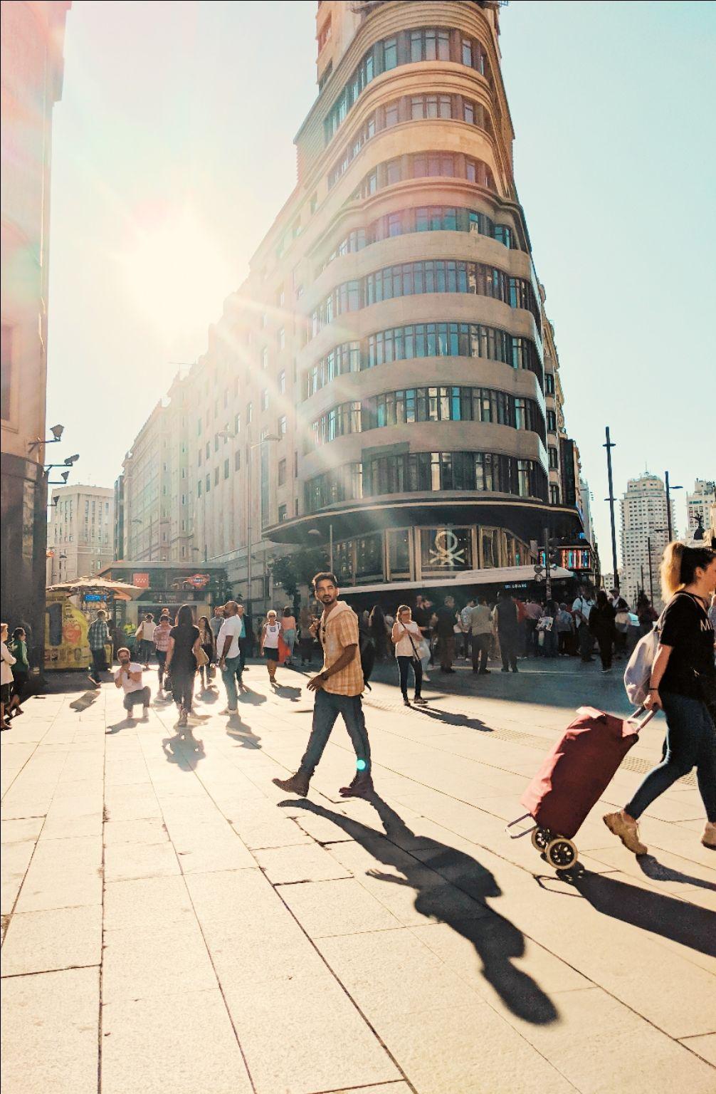 Photo of Madrid By Vishal Jadav