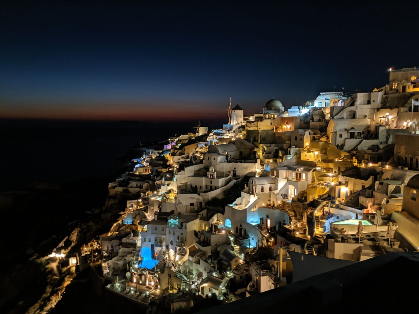 Photo of Oia By Vishal Jadav