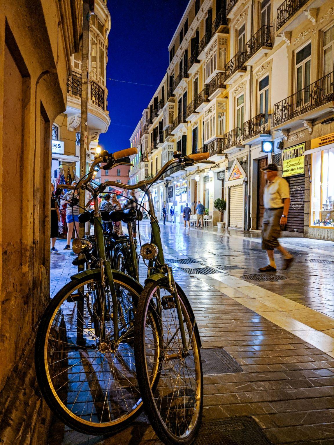 Photo of Málaga By Vishal Jadav