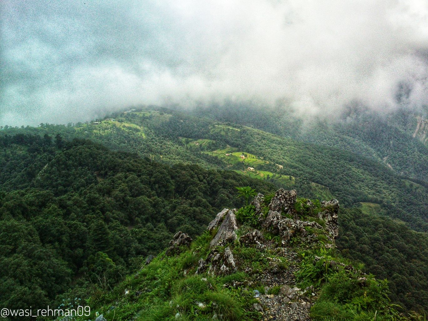 Photo of Cloud End By wasi ur rehman