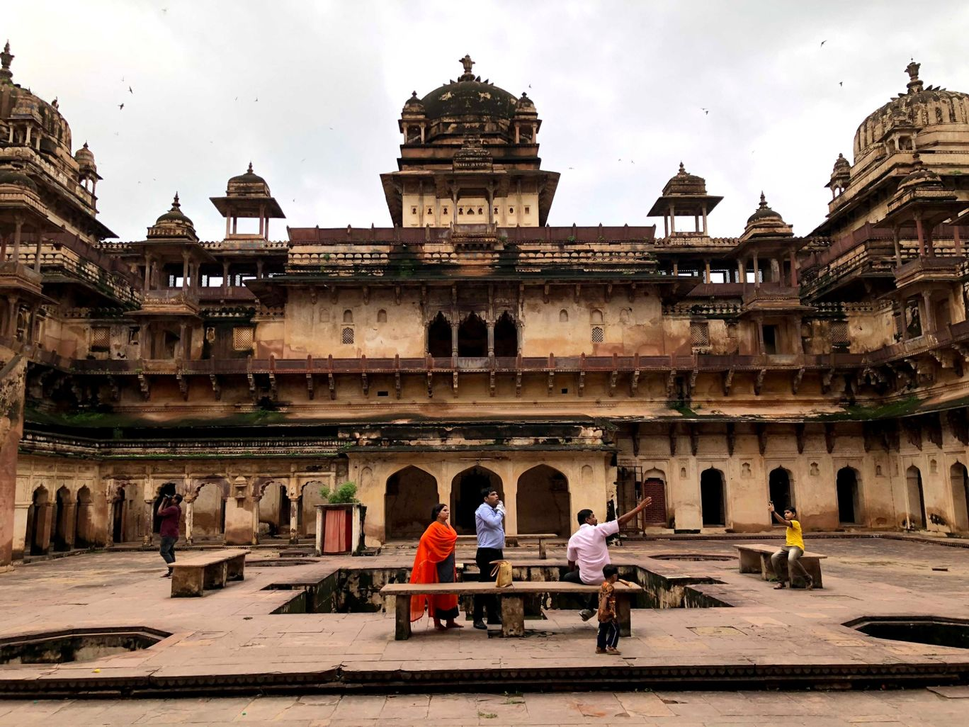 Photo of Orchha By Saurav Meeraj
