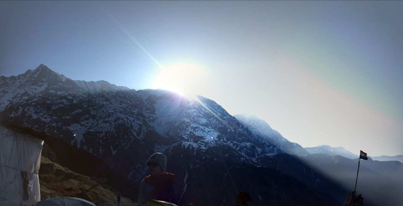 Photo of Triund By Lokendra Singh