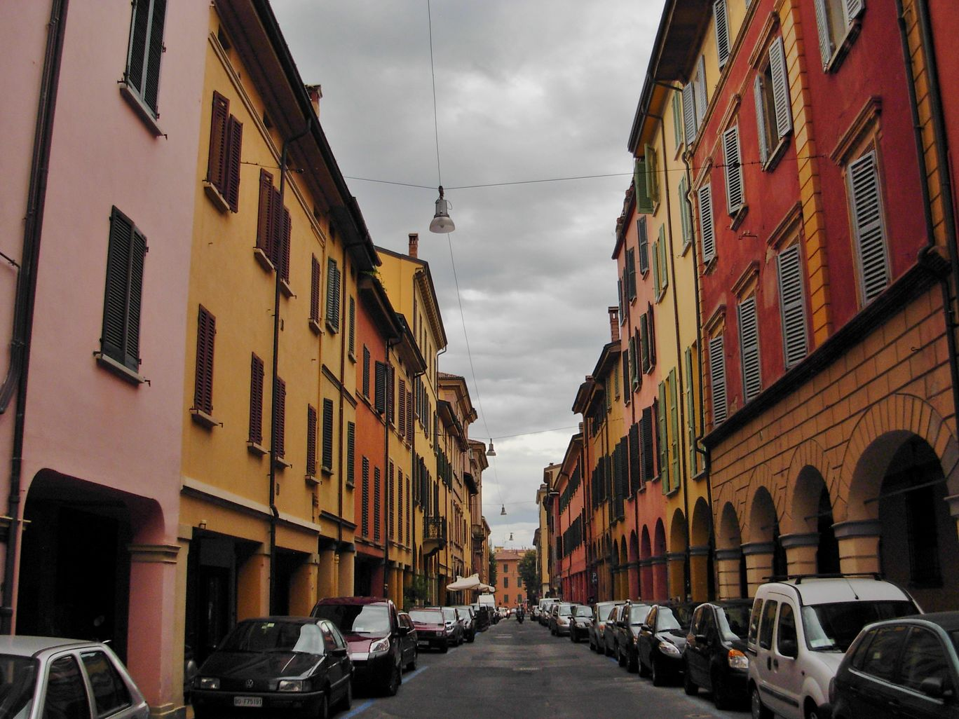 Photo of Bologna's colors By Genia
