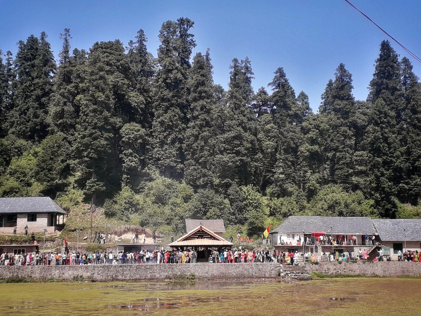 Photo of Kamrunag Temple By Rajan Sen