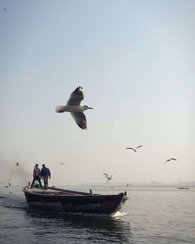 Photo of Varanasi By shyam