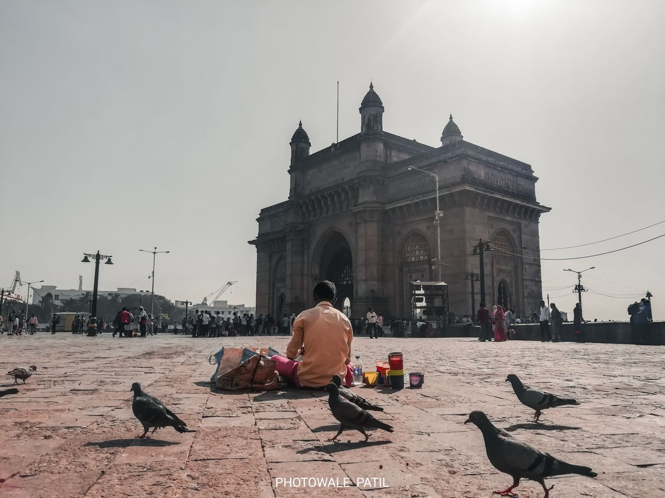 Photo of Gateway of India By Photowale Patil