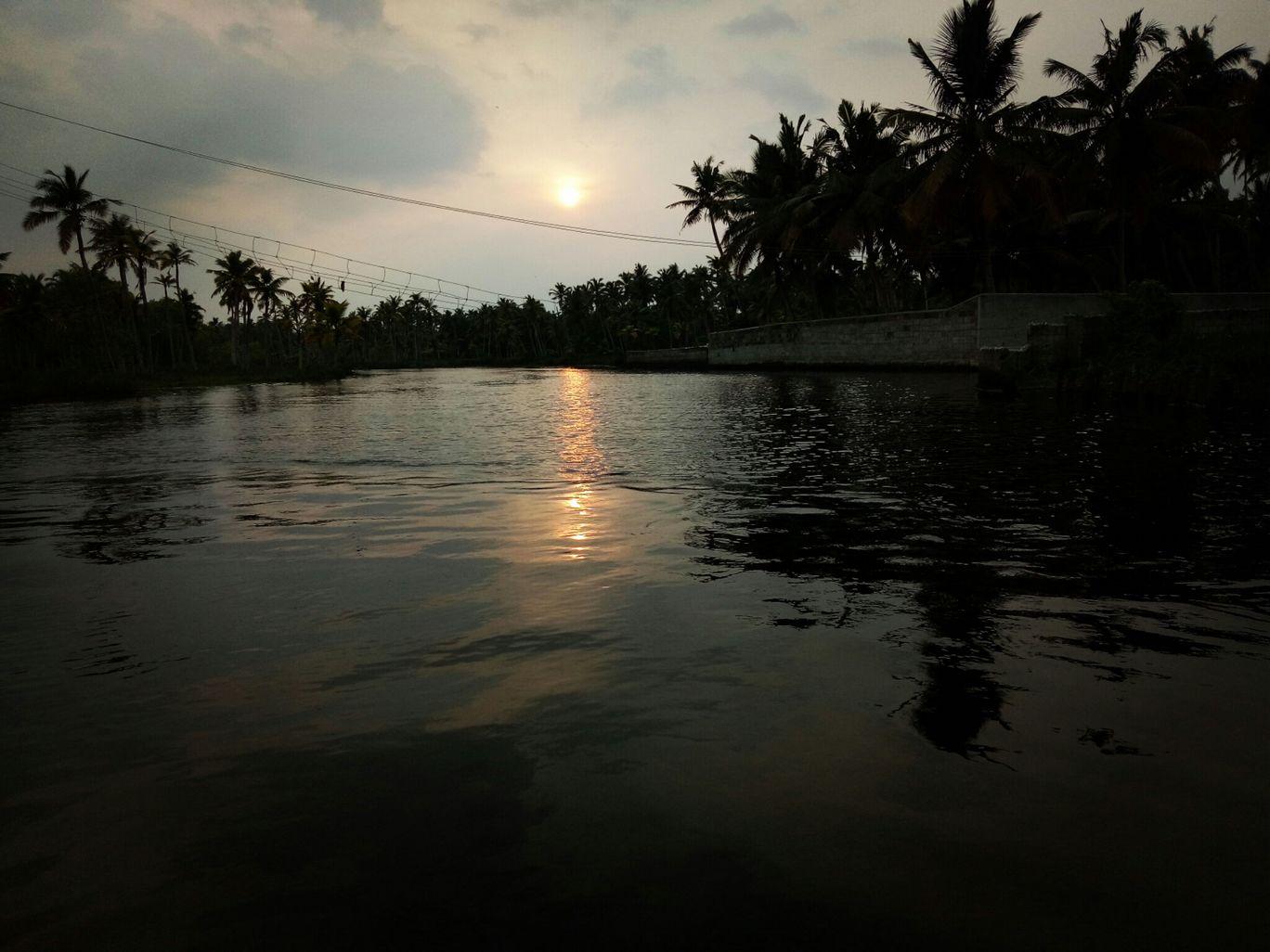 Photo of Poovar Island View. By Amit Mandaliya