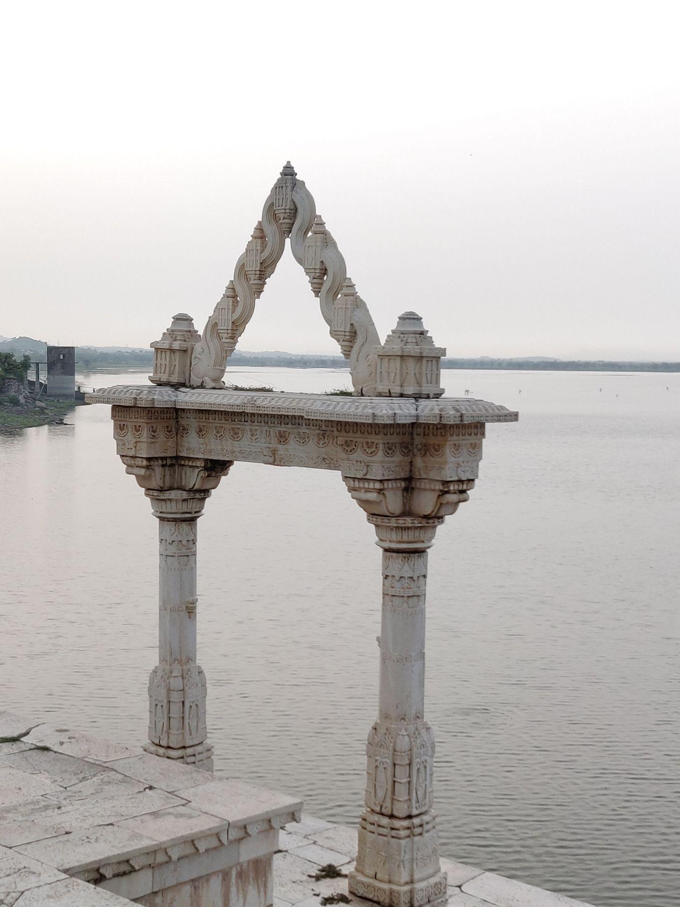 Photo of Rajsamand Lake By Nikita Nik