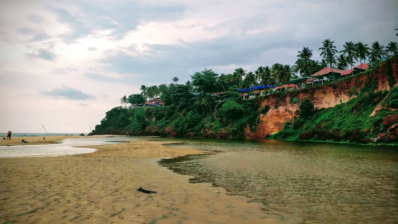 Photo of Varkala Beach By Hridul Raj