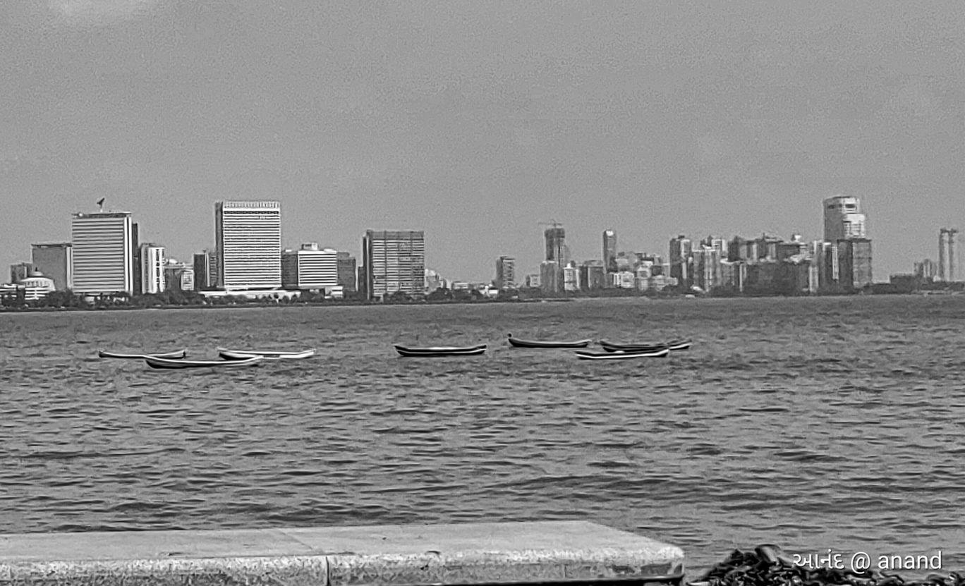 Photo of Mumbai By Anand Shah