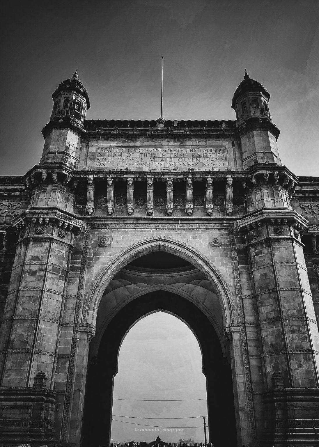 Photo of Gateway Of India Mumbai By PRASAD SHINDE