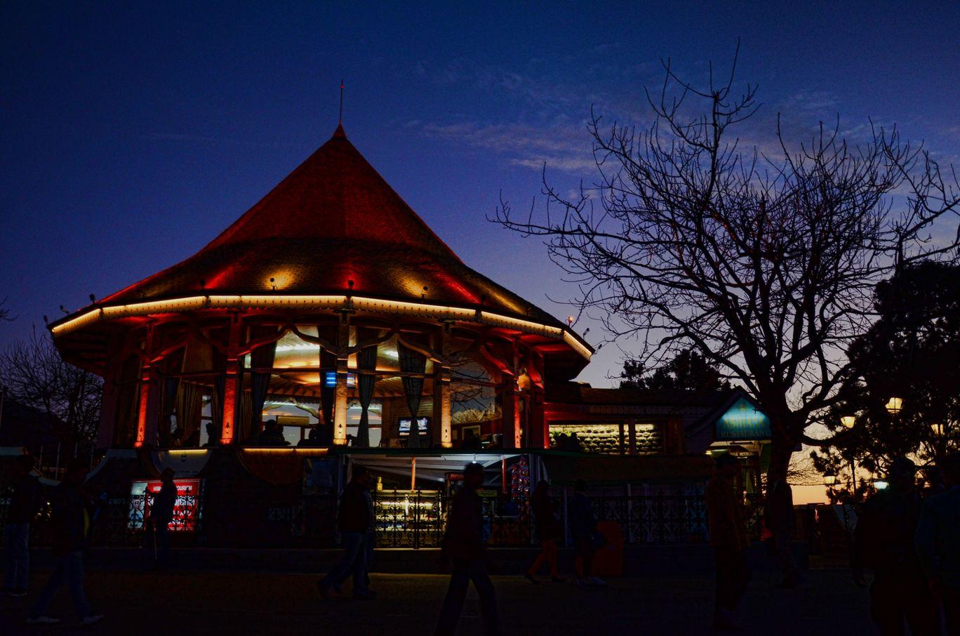 Photo of Mall Road By Manav Chugh