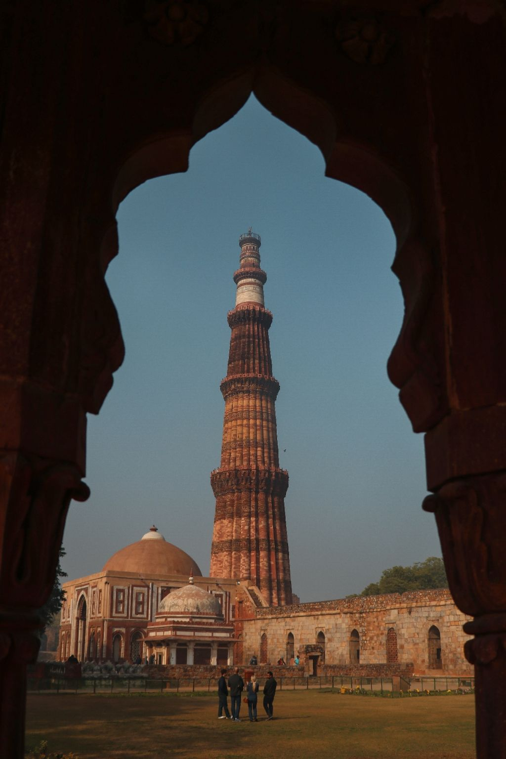 Photo of Qutub Minar By Manav Chugh