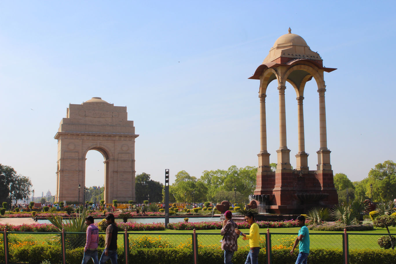 Photo of India Gate By Manav Chugh