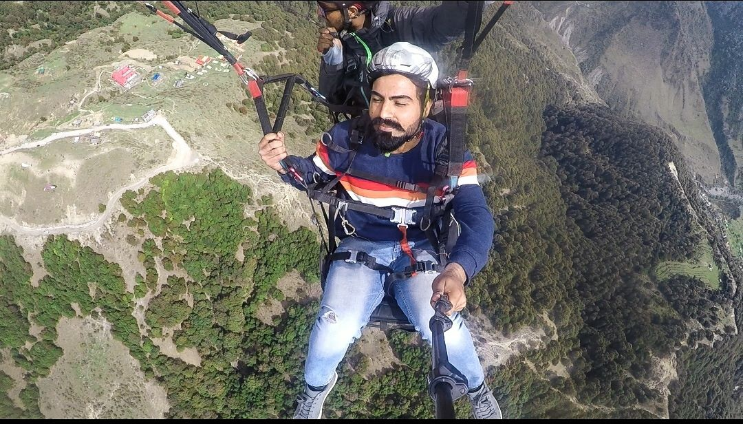Photo of Bir Billing Paragliding By Sagar Dang