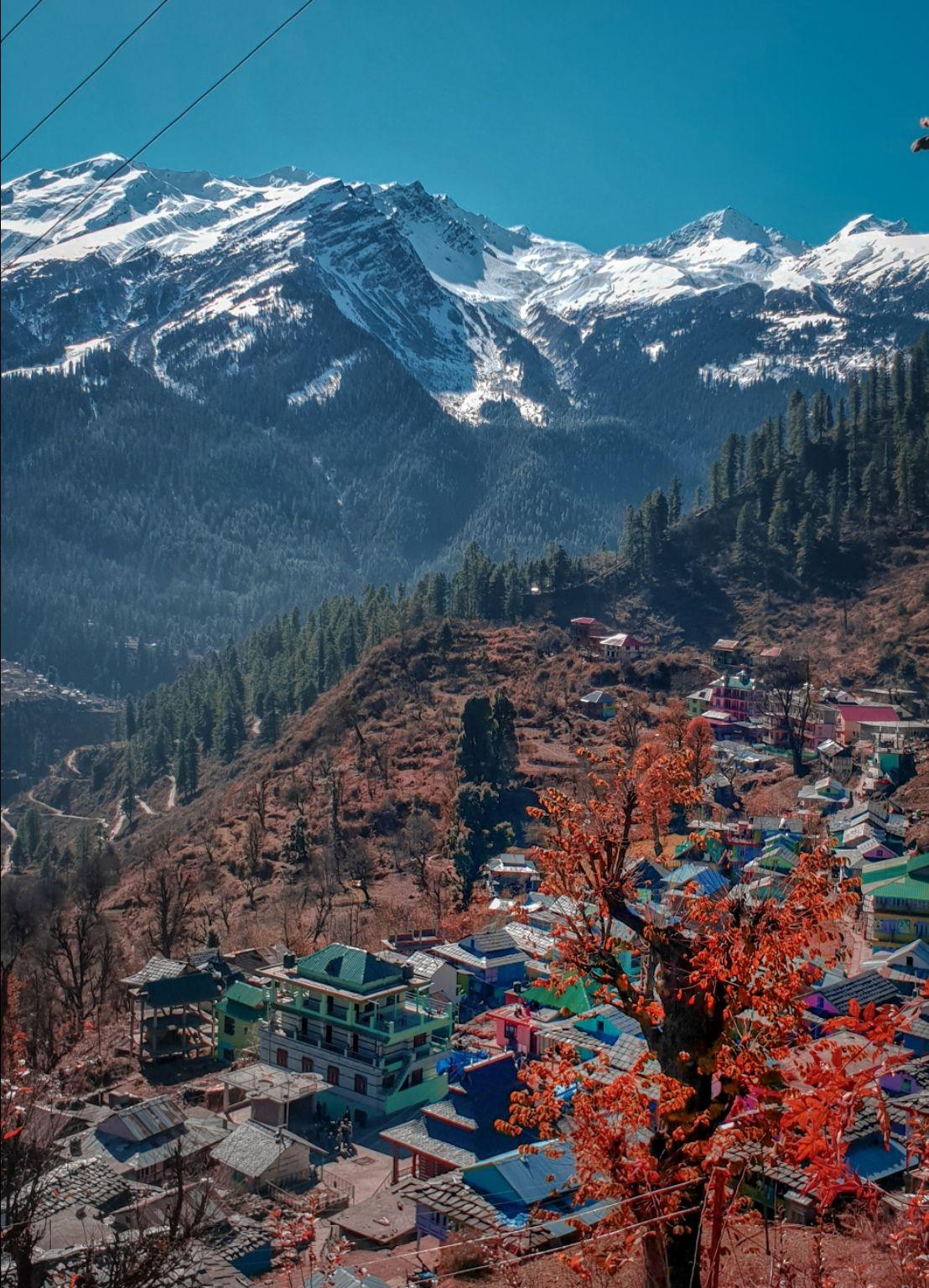 Photo of Himachal Pradesh By Deepanshu Gulati