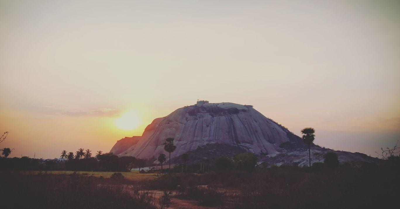 Photo of Bhongir Fort By kushaal narotham