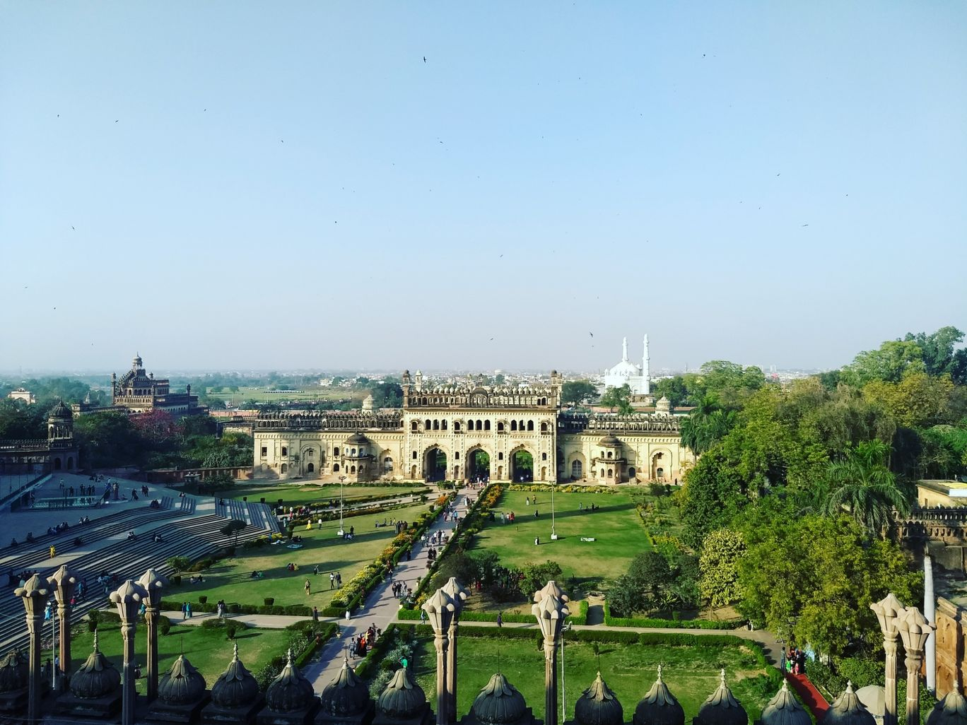 Photo of Bada Imambara (Main Building) By Akash R.