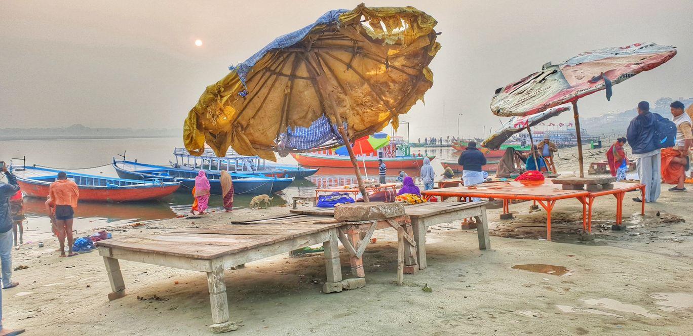 Photo of Assi Ghat Banaras By Hritu Raj