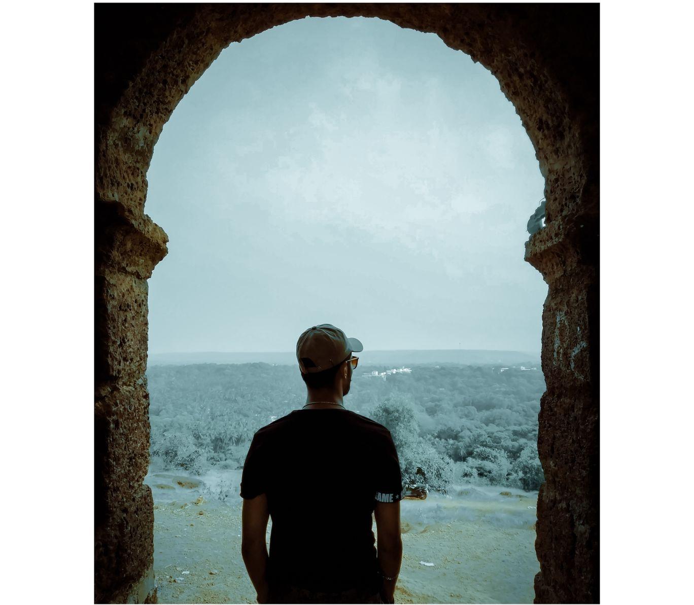 Photo of Chapora Fort By Raj Islam