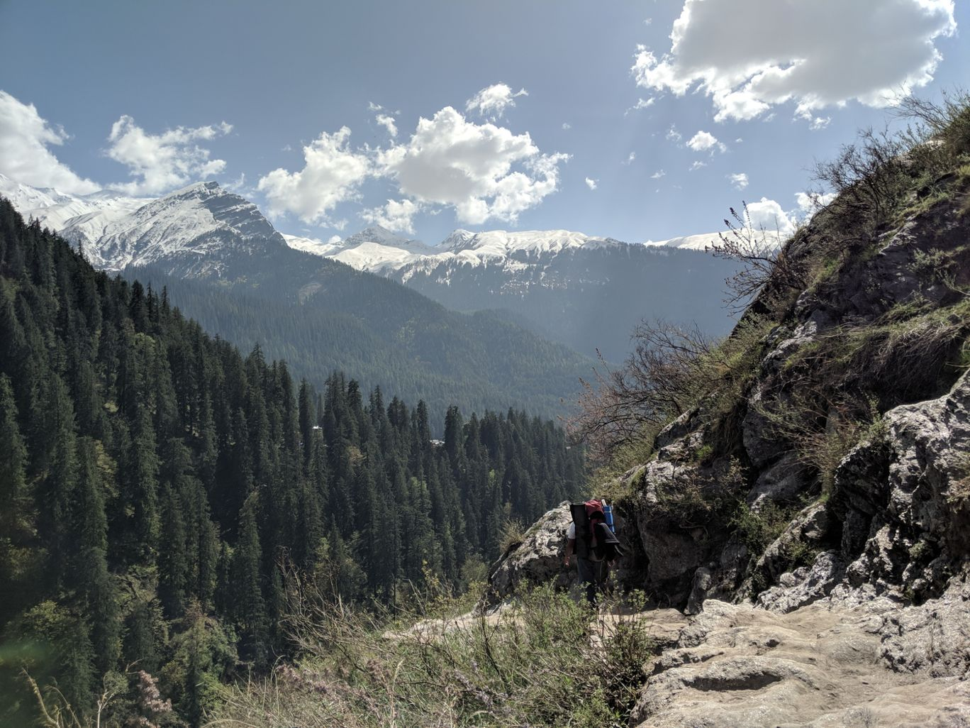 Photo of Kheer Ganga Trek By NAVEEN SINGH RAWAT