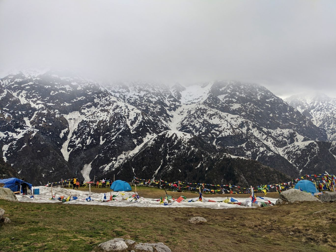 Photo of Triund By NAVEEN SINGH RAWAT