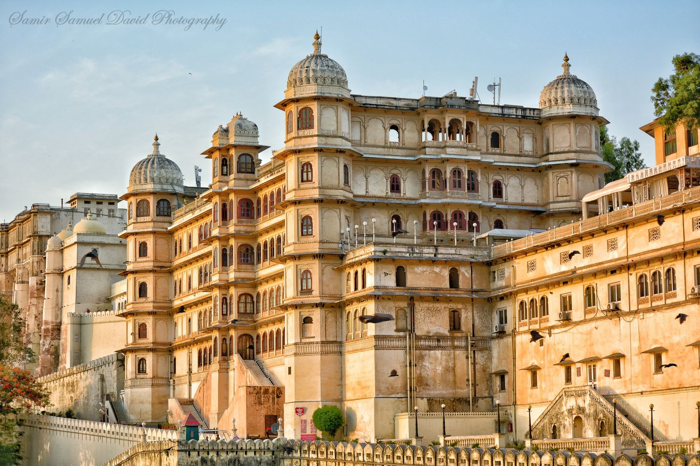 Photo of City Palace By Samir Samuel David