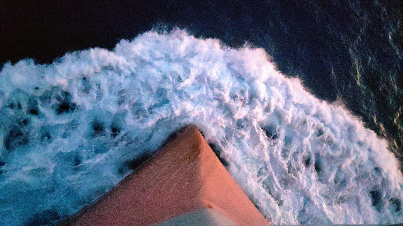 Photo of Pacific Ocean By Tejesh Sah
