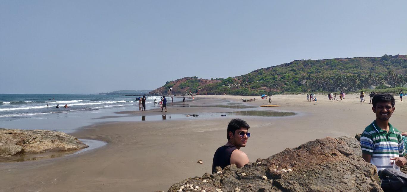 Photo of Vagator Beach By Prashant Mittal
