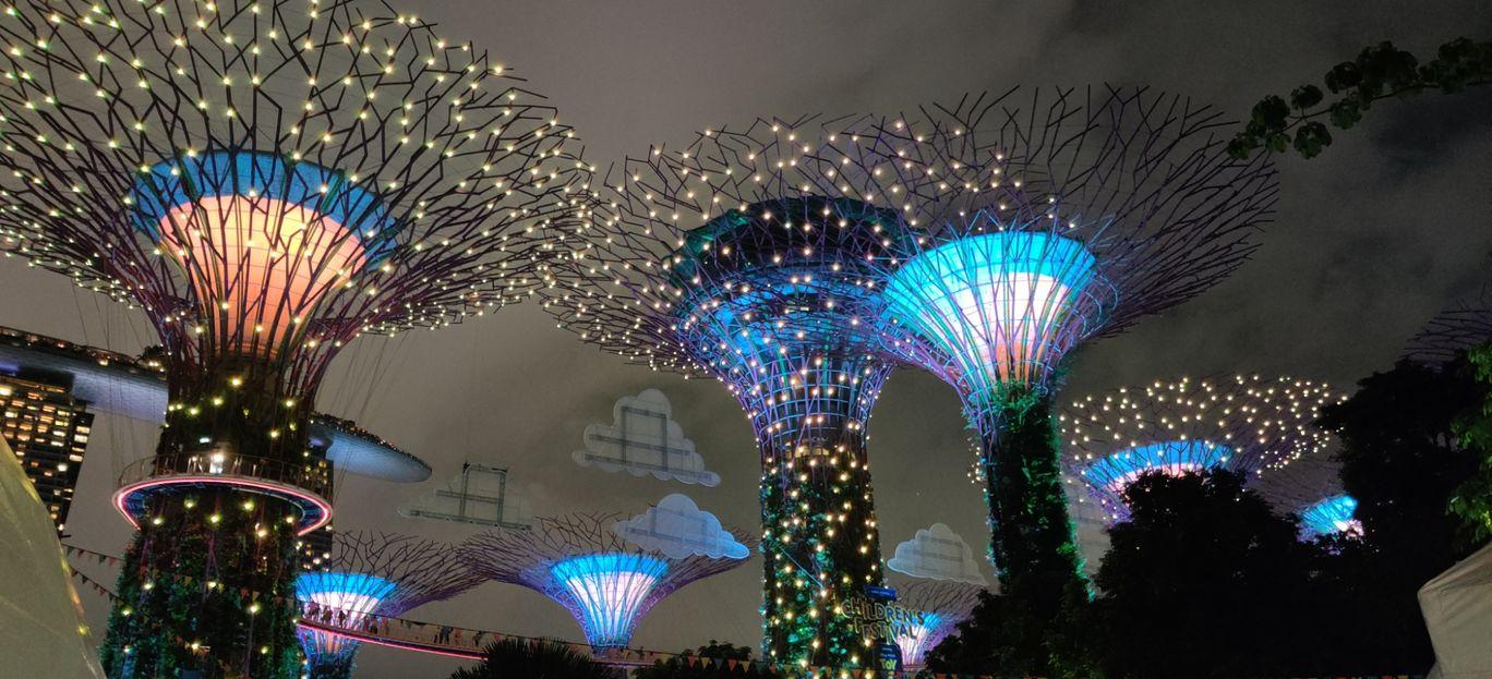 Photo of Marina Gardens Drive By Neel Nigam