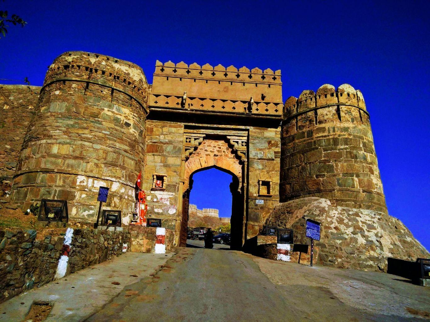 Photo of Kumbhalgarh Fort By kaleshii