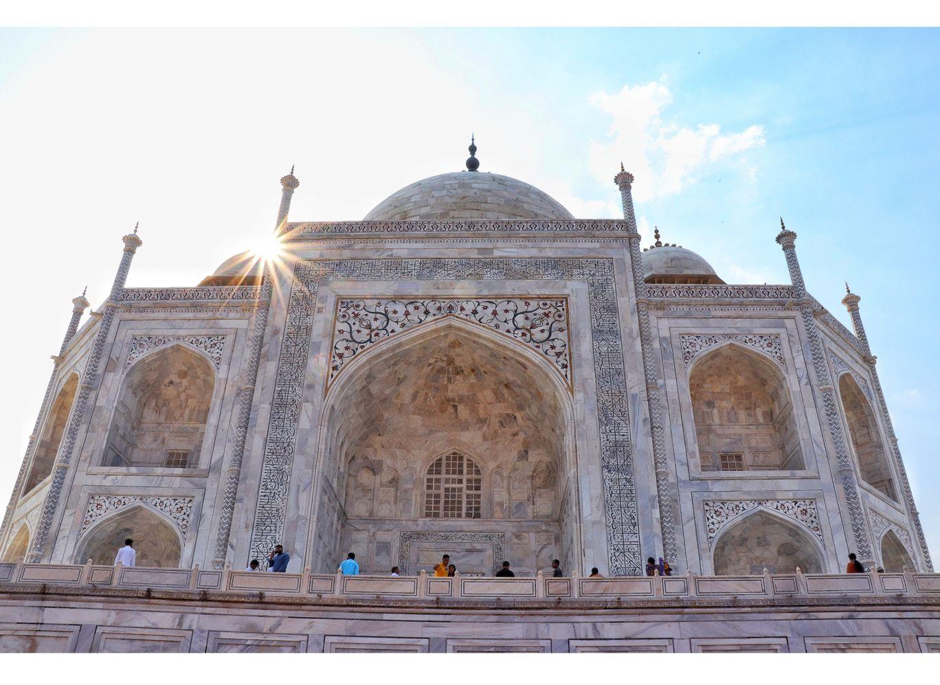 Photo of Taj Mahal By ADITYA PATIL
