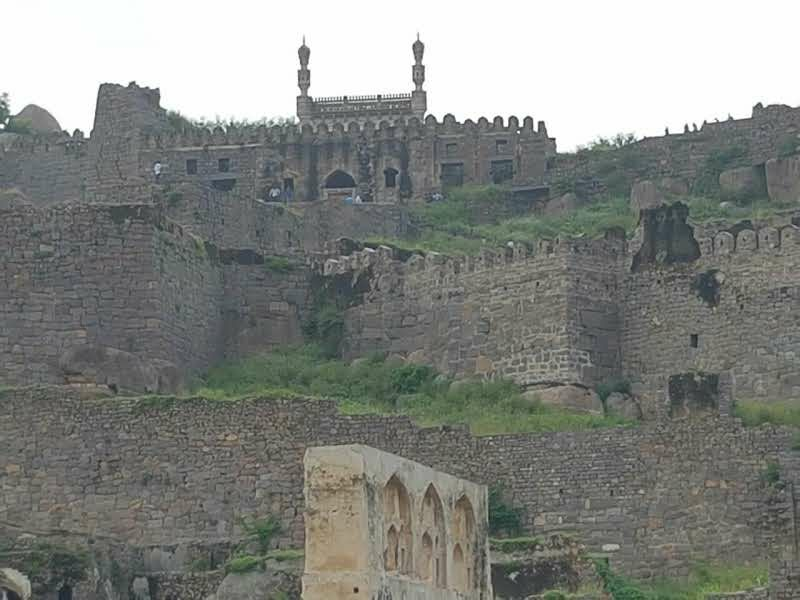 Photo of Golconda Fort By The Alter_Ego!!