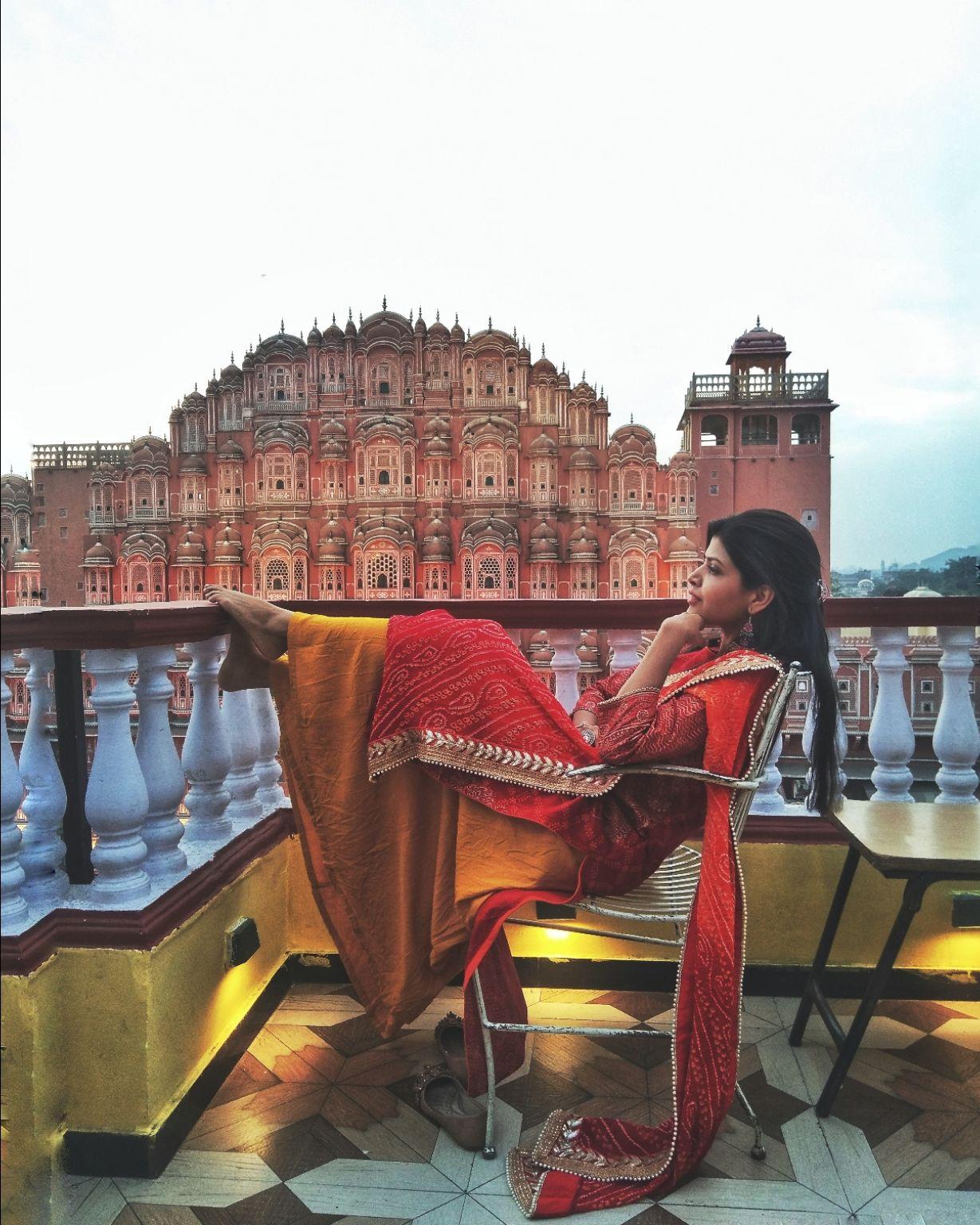 Photo of Hawa Mahal By tanvi ak
