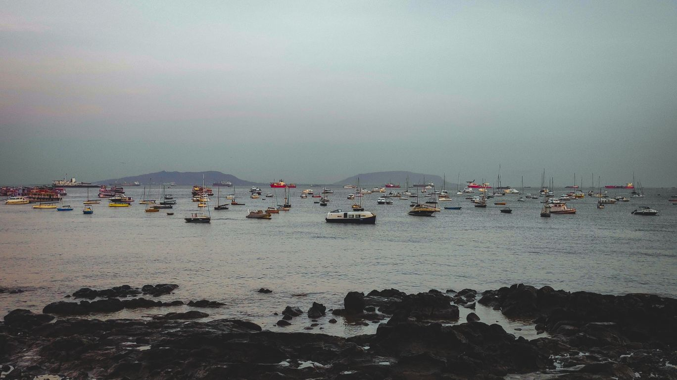 Photo of Mumbai By Aanand Babu