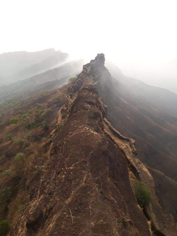 Photo of Rajgad Fort By Kedar Natu
