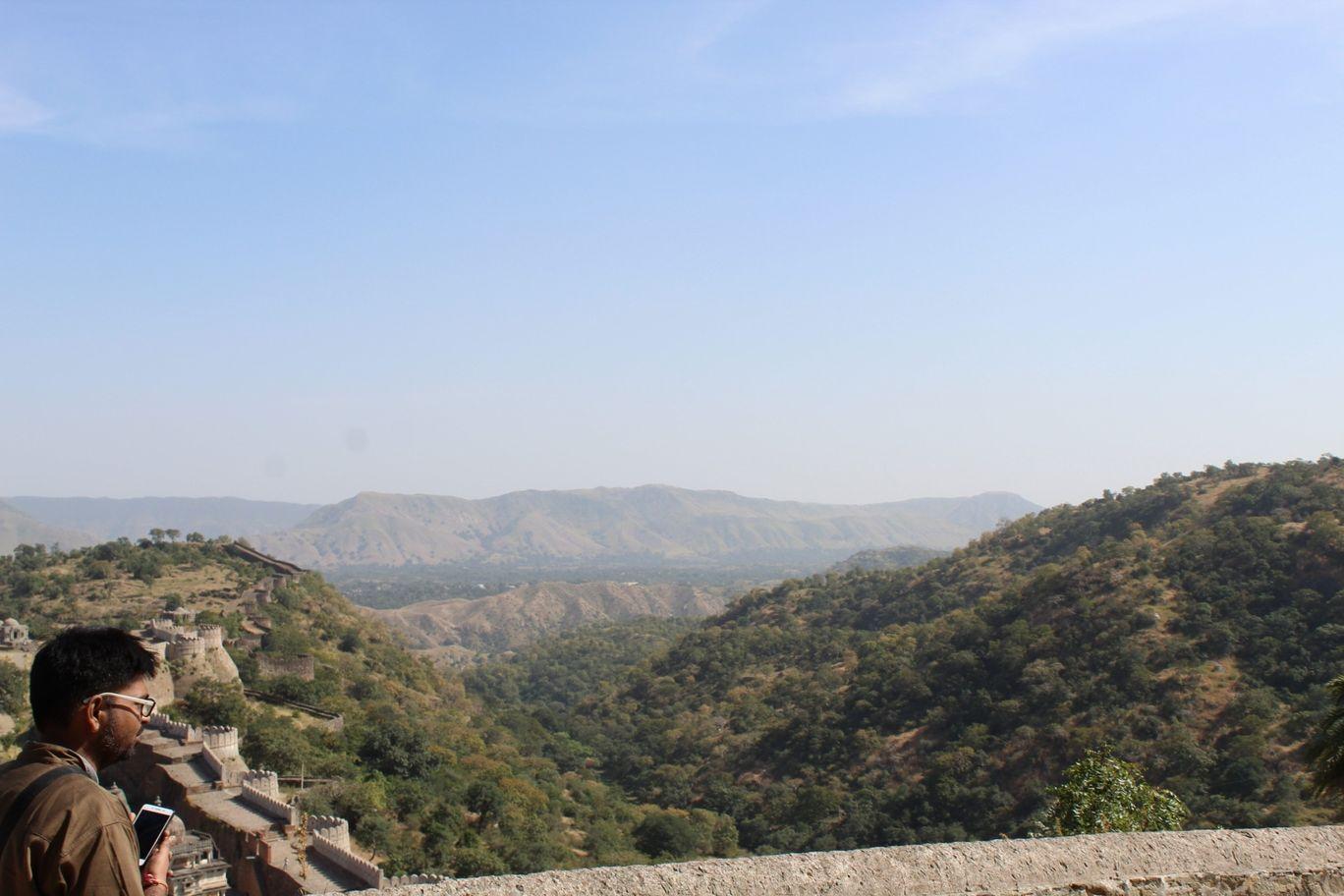 Photo of Kumbhalgarh Fort By Dishant Jain